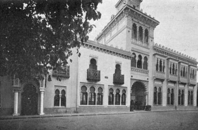 Le palais Meriem Azza à Skikda, une merveille architecturale