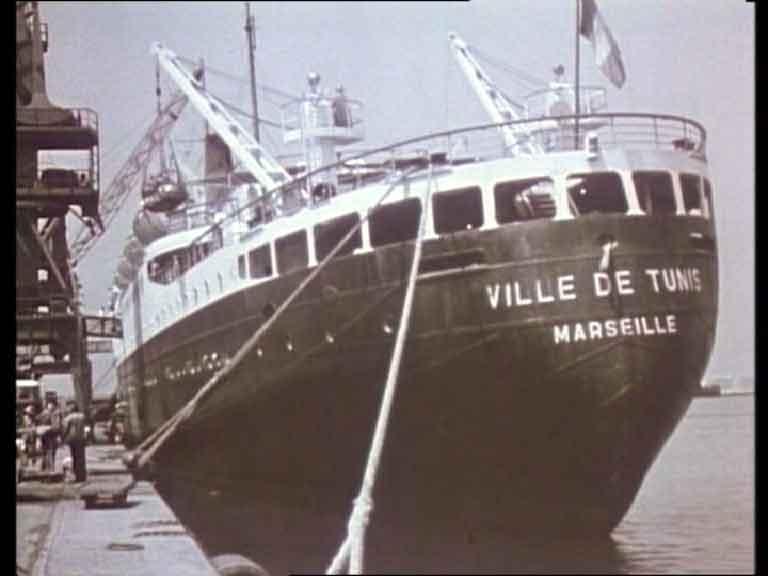 philippeville algerie moyen de transport bateaux. Black Bedroom Furniture Sets. Home Design Ideas